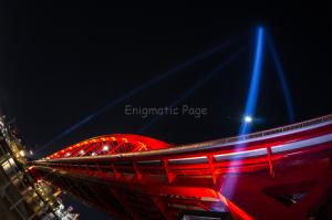 橋特別照明