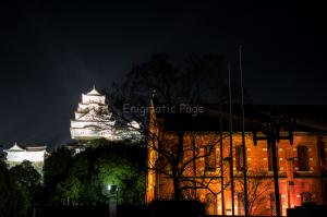 城と赤煉瓦コラボ
